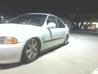 Picture of 1994 Honda Civic EX Coupe, exterior
