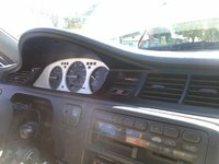 1994 Honda Civic EX Coupe picture, interior