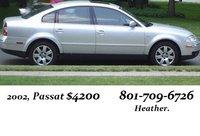 Picture of 2002 Volkswagen Passat GLS, exterior, gallery_worthy