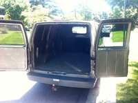 Picture of 2001 GMC Safari Cargo 3 Dr SL Cargo Van Extended, interior, gallery_worthy
