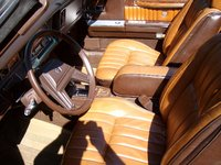 Picture of 1984 Chrysler Le Baron Mark Cross Convertible, interior