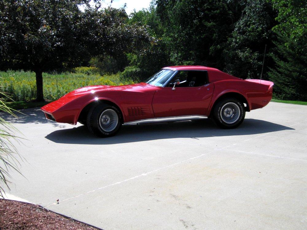 1969 Chevrolet Camaro Ss Coupe For Sale St Louis Missouri