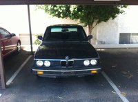 1986 BMW 5 Series Overview