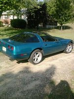 Picture of 1992 Chevrolet Corvette Coupe, exterior