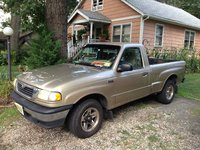1999 Mazda B-Series Pickup Overview