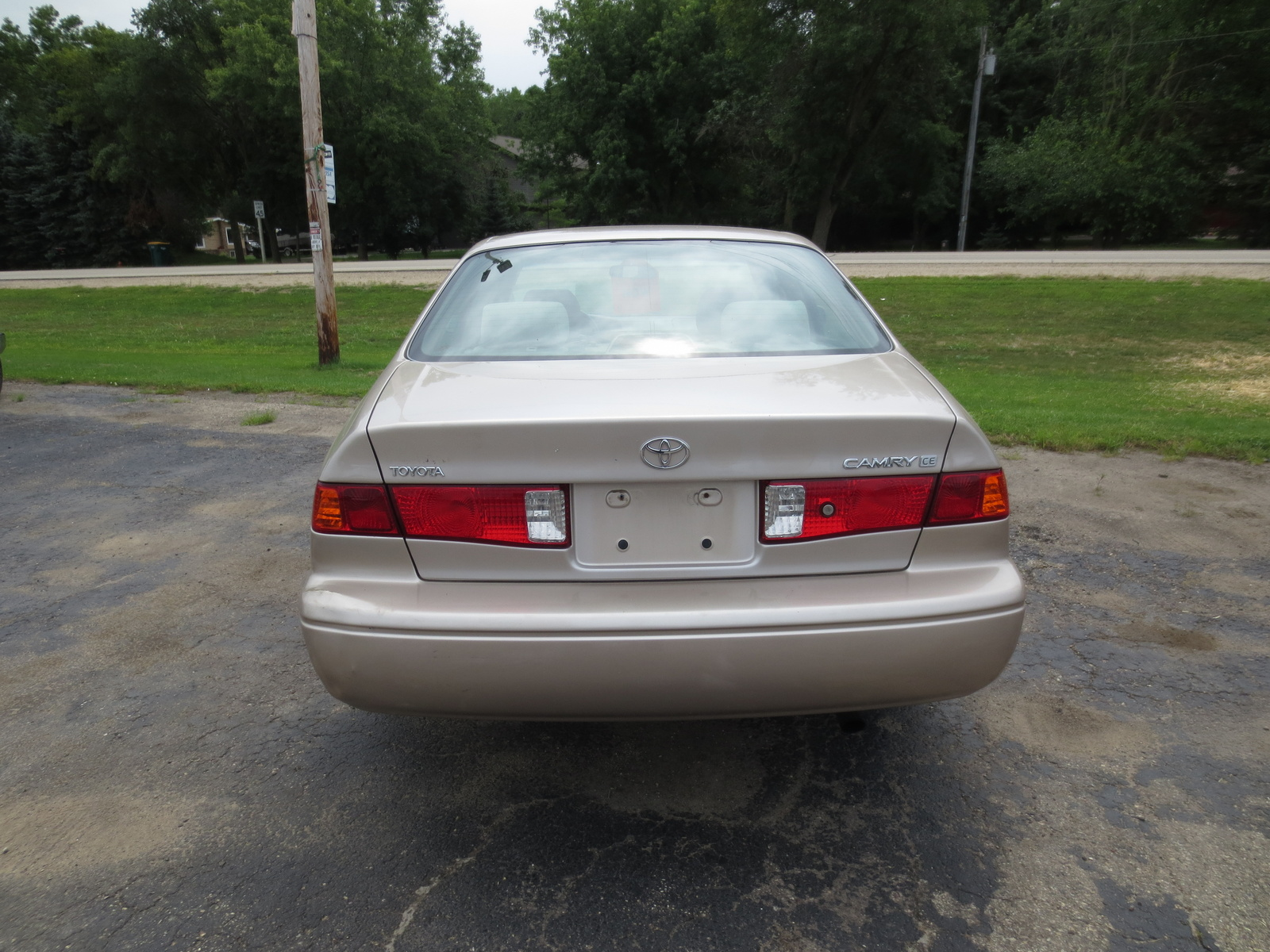 2001 Toyota Camry Pictures Cargurus