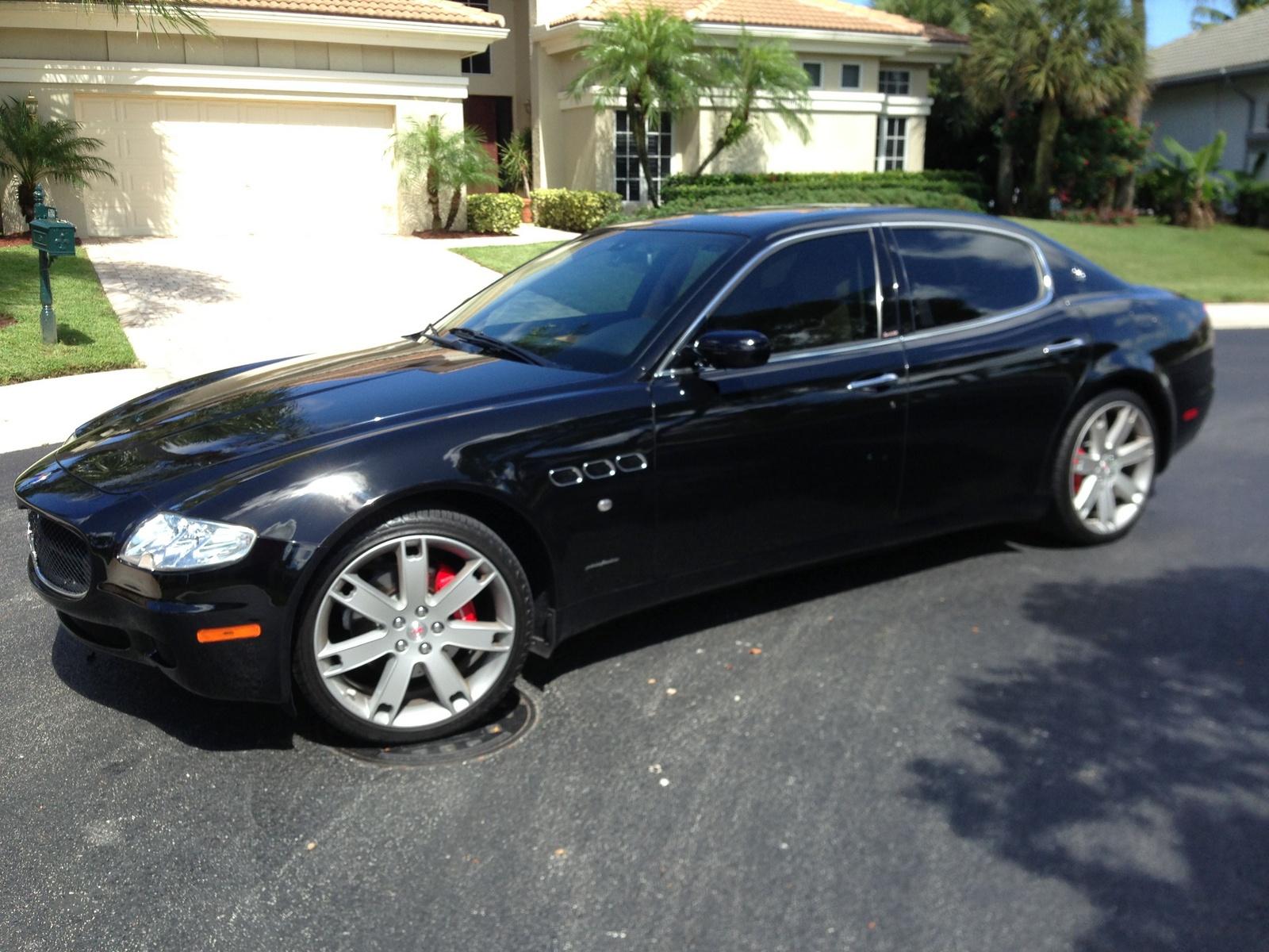 2007 Maserati Quattroporte - Pictures - CarGurus