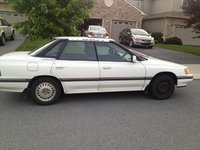 Picture of 1991 Subaru Legacy 4 Dr LS Sedan, exterior