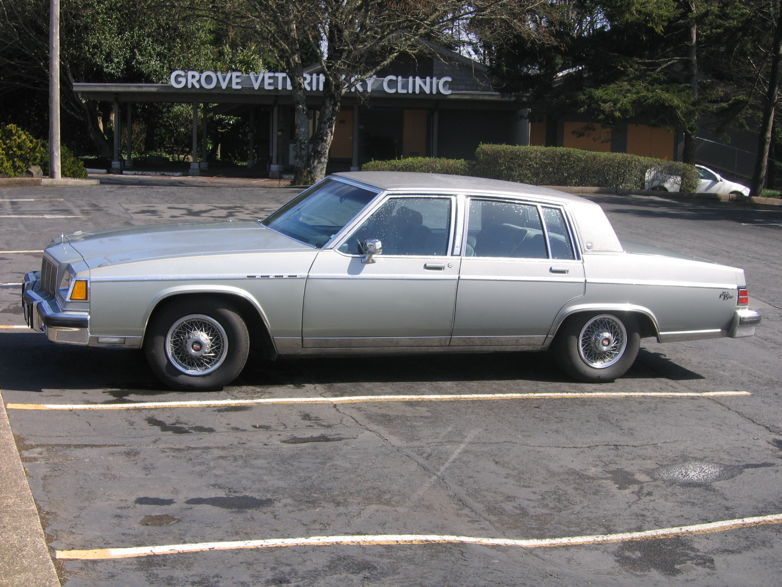 Buick Electra Pic on 1989 Buick Lesabre Limited Coupe