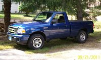 2008 Ford Ranger XLT 4WD, 2008 Ford Ranger, regular cab, short bed, 3.0 V6, auto, 4x4., exterior