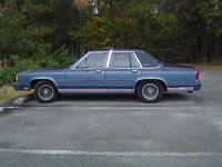 Picture of 1988 Ford LTD Crown Victoria, exterior