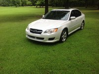 2009 Subaru Legacy 2.5 i Special Edition picture, exterior