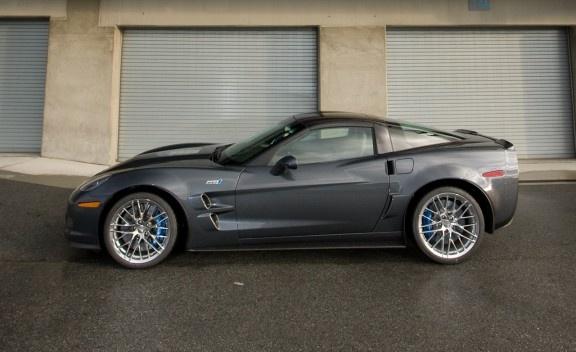 2013 Chevrolet Corvette Z06 3LZ, smoking fast!, exterior