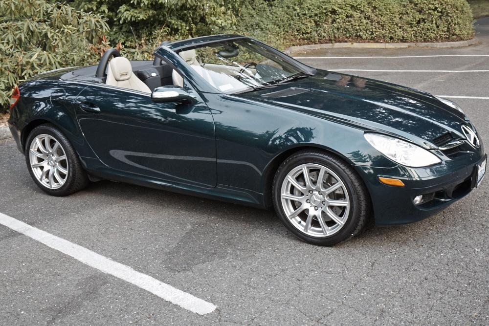 2005 Mercedes Benz Slk Class Pictures Cargurus
