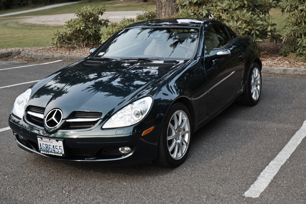 2005 mercedes benz slk class pictures cargurus for Mercedes benz 350 convertible