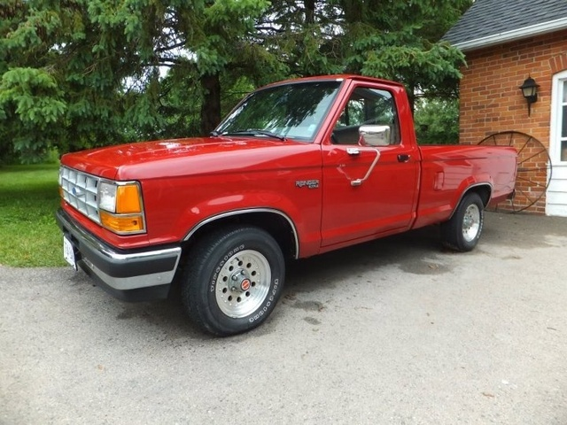 1989 Ford Ranger Overview Cargurus