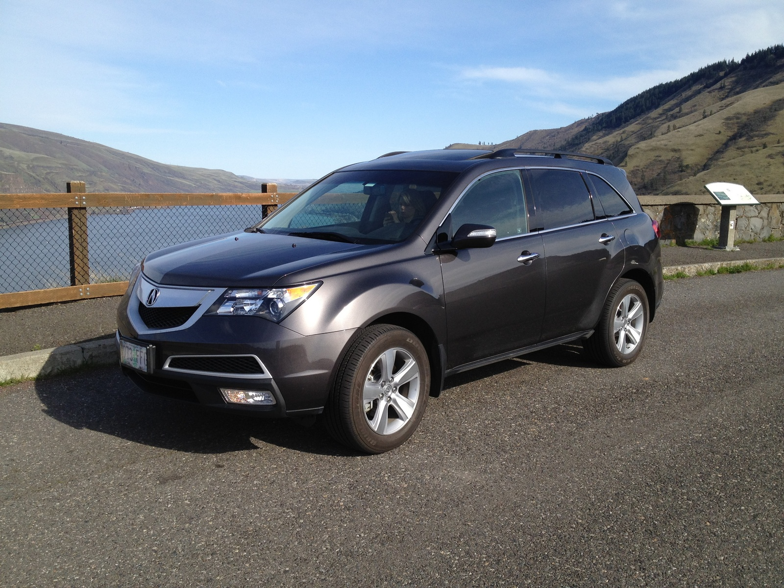 2011 acura mdx reviews ratings yahoo autos weblog. Black Bedroom Furniture Sets. Home Design Ideas