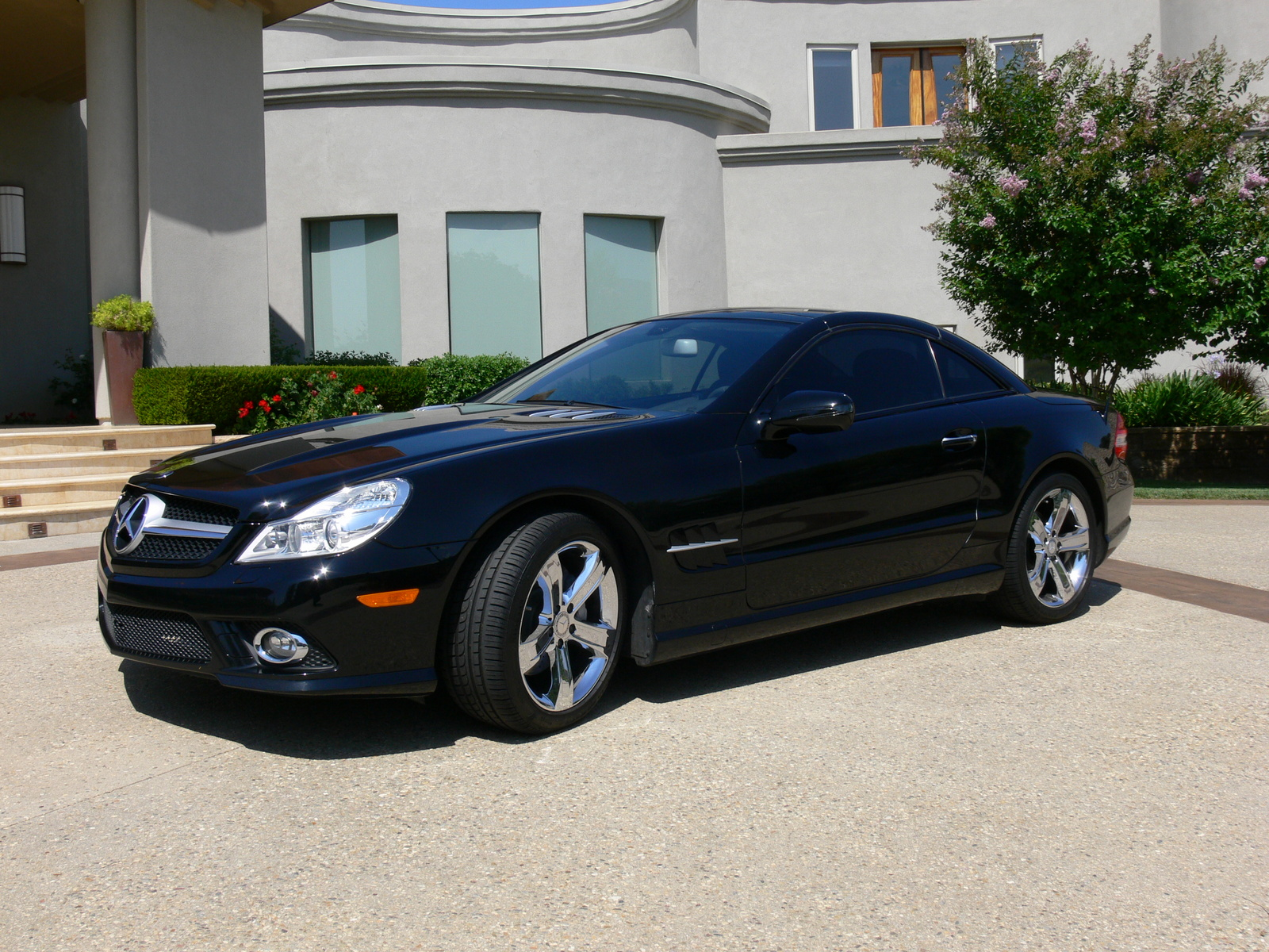 2009 mercedes benz sl class pictures cargurus. Black Bedroom Furniture Sets. Home Design Ideas