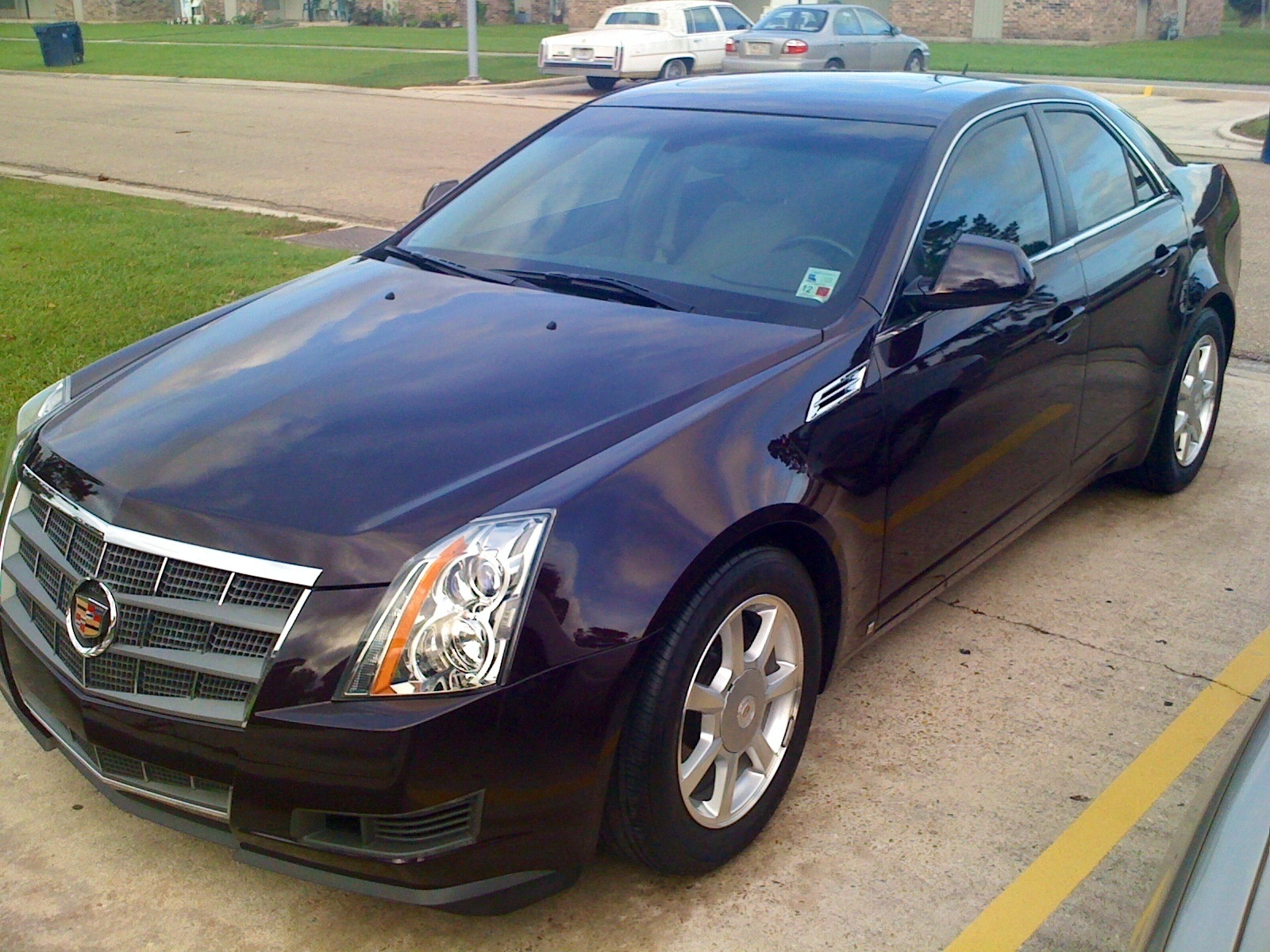 2008 Cadillac Cts - Pictures