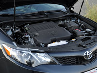 2013 Toyota Camry, Under the hood, performance, engine