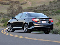 2013 Toyota Camry, From the back