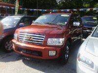 2004 Infiniti QX56 4 Dr STD SUV picture, exterior