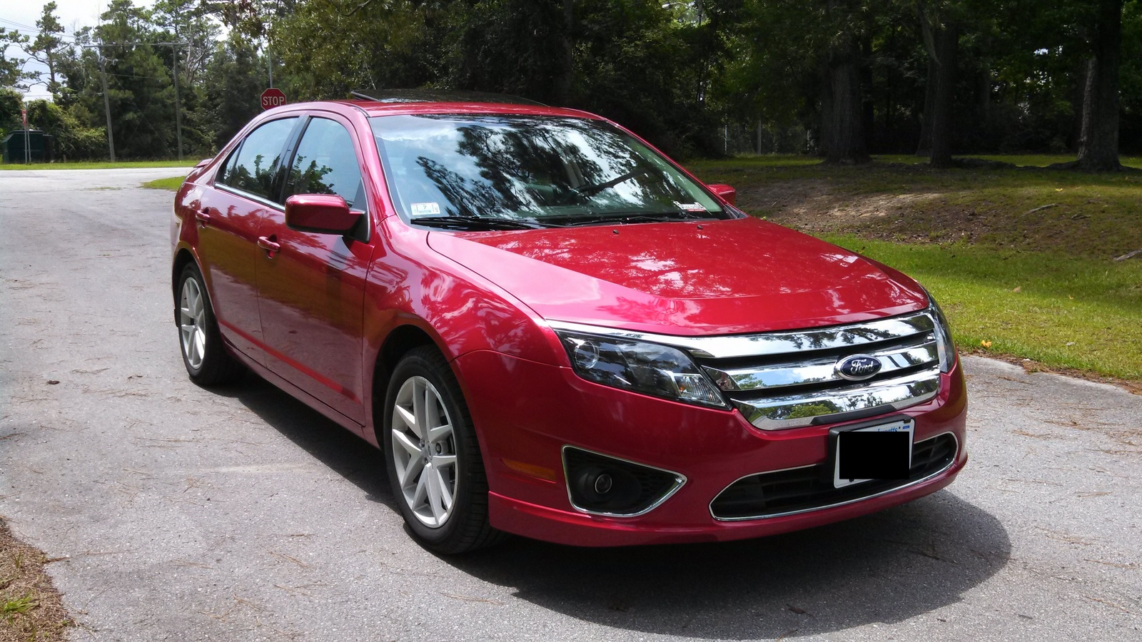 2012 Ford Fusion Pictures Cargurus