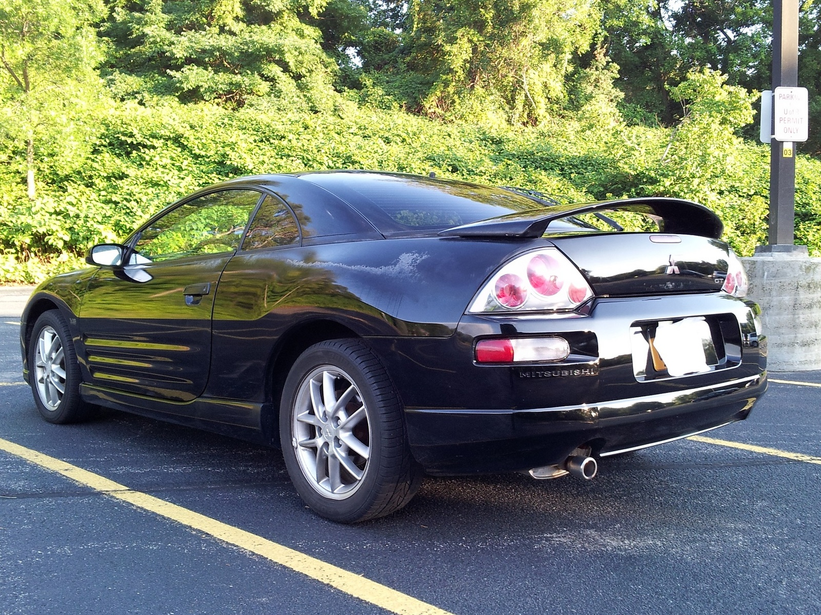 picture of 2000 mitsubishi eclipse gt exterior