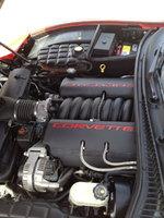 Picture of 1997 Chevrolet Corvette Coupe, engine