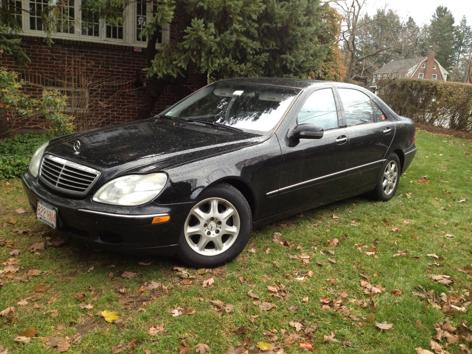 2002 mercedes benz s class pictures cargurus for 2002 mercedes benz suv