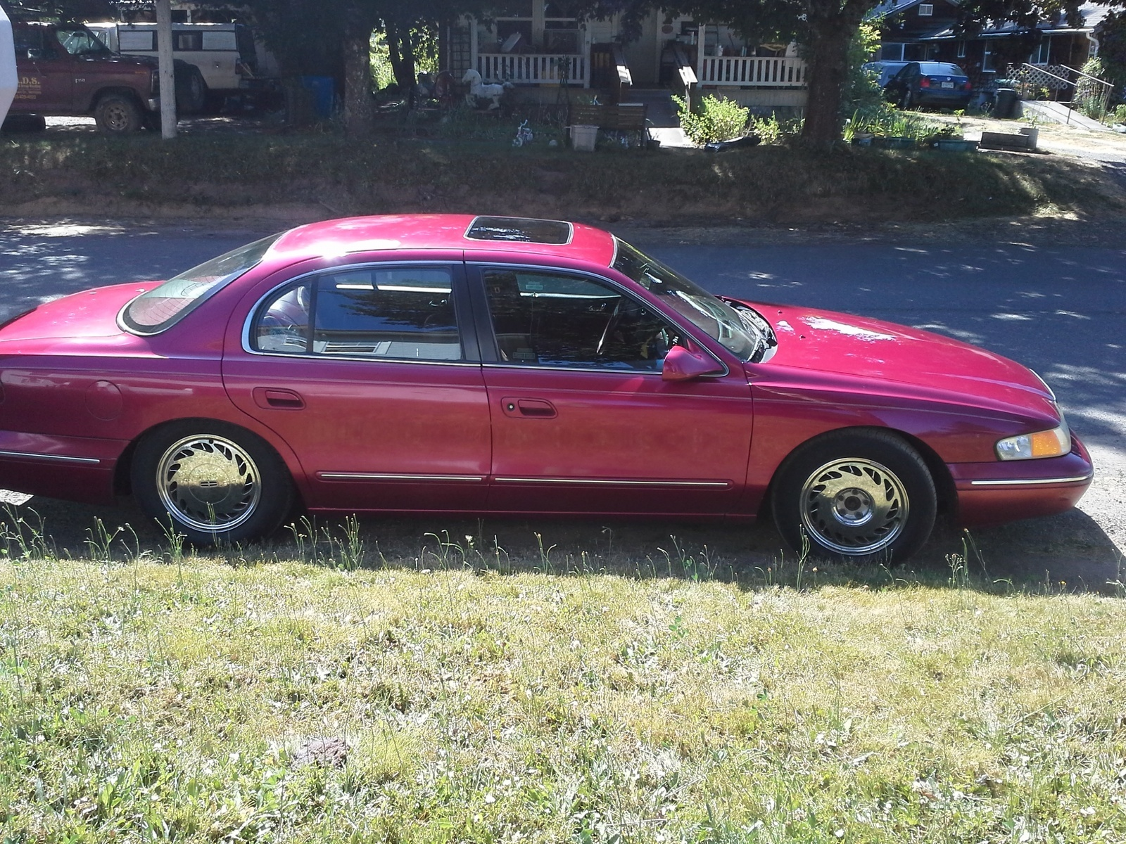 lincoln continental questions trying to fix my 96 lincoln rh cargurus com 1972 Lincoln Continental 1995 Lincoln Continental