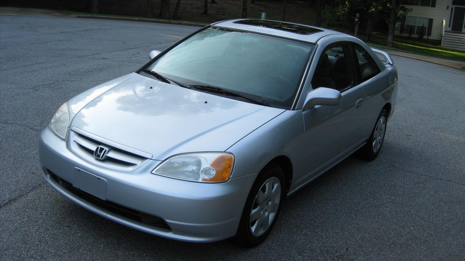 2004 honda civic coupe ex  | cargurus.com