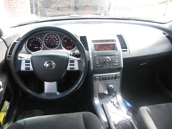Picture Of 2008 Nissan Maxima SE, Interior, Gallery_worthy
