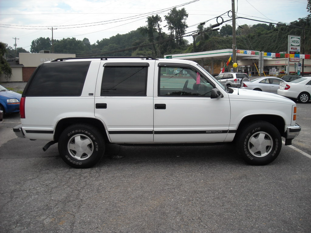 Picture of 1997 GMC Yukon 4 Dr SLT 4WD SUV