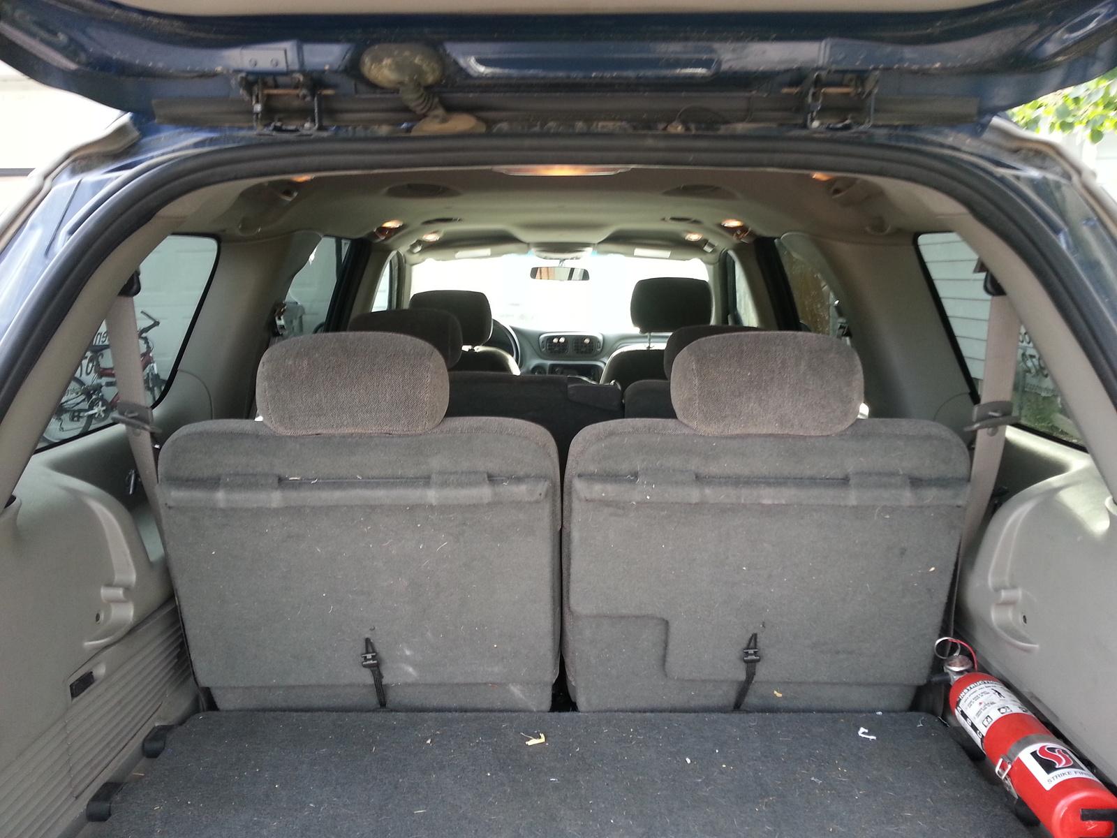 2004 Chevrolet Trailblazer Ext Interior Pictures Cargurus
