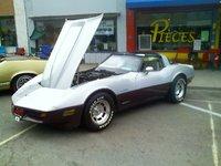 Picture of 1982 Chevrolet Corvette Coupe, exterior, engine