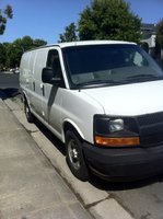 2003 Chevrolet Express Cargo Picture Gallery