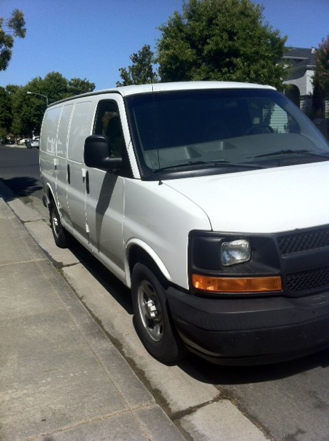 2003 Chevrolet Express Cargo picture