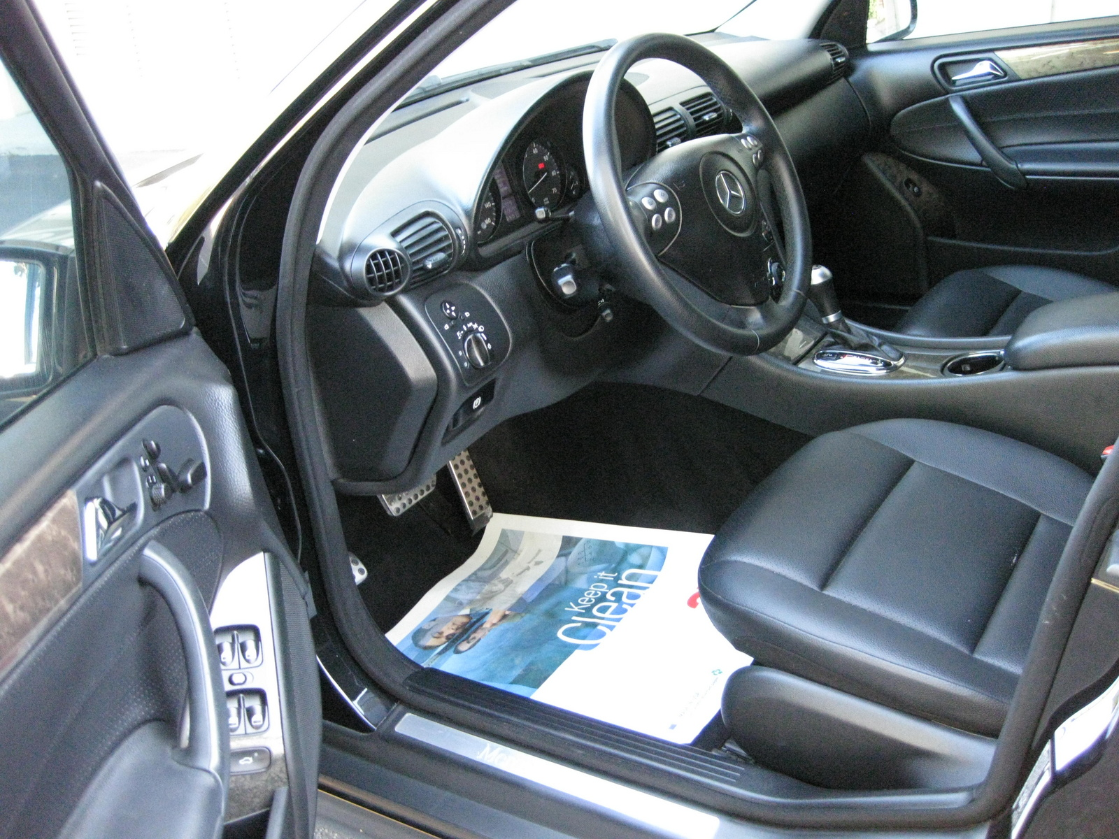 2007 c230 interior pictures to pin on pinterest pinsdaddy for 2006 mercedes benz c230 problems