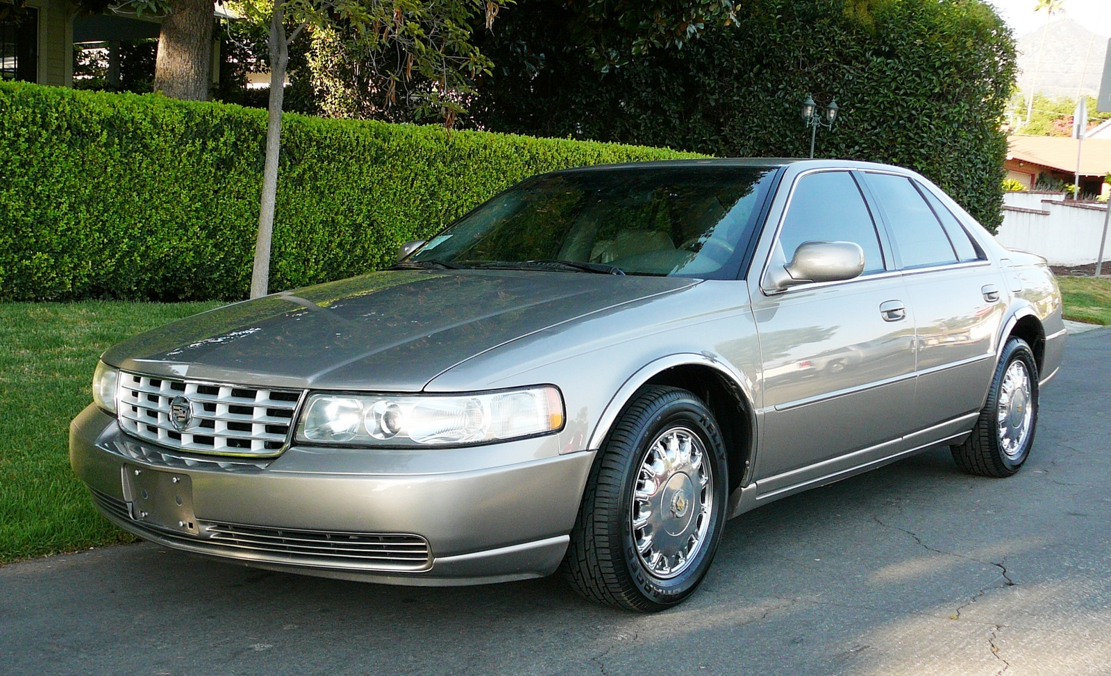 2002 cadillac seville exterior pictures cargurus. Cars Review. Best American Auto & Cars Review