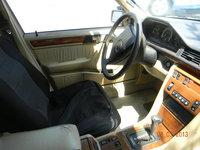 Picture of 1992 Mercedes-Benz 300-Class 4 Dr 300E 2.6 Sedan, interior