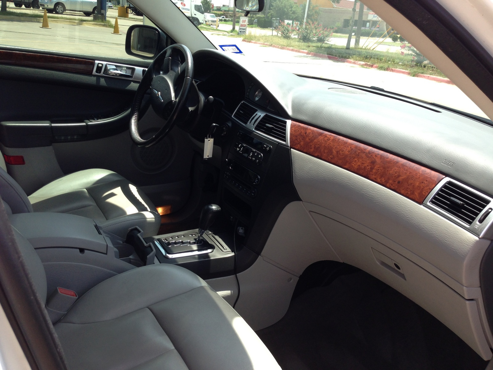 Chrysler Pacifica Dr Touring S Package Pic