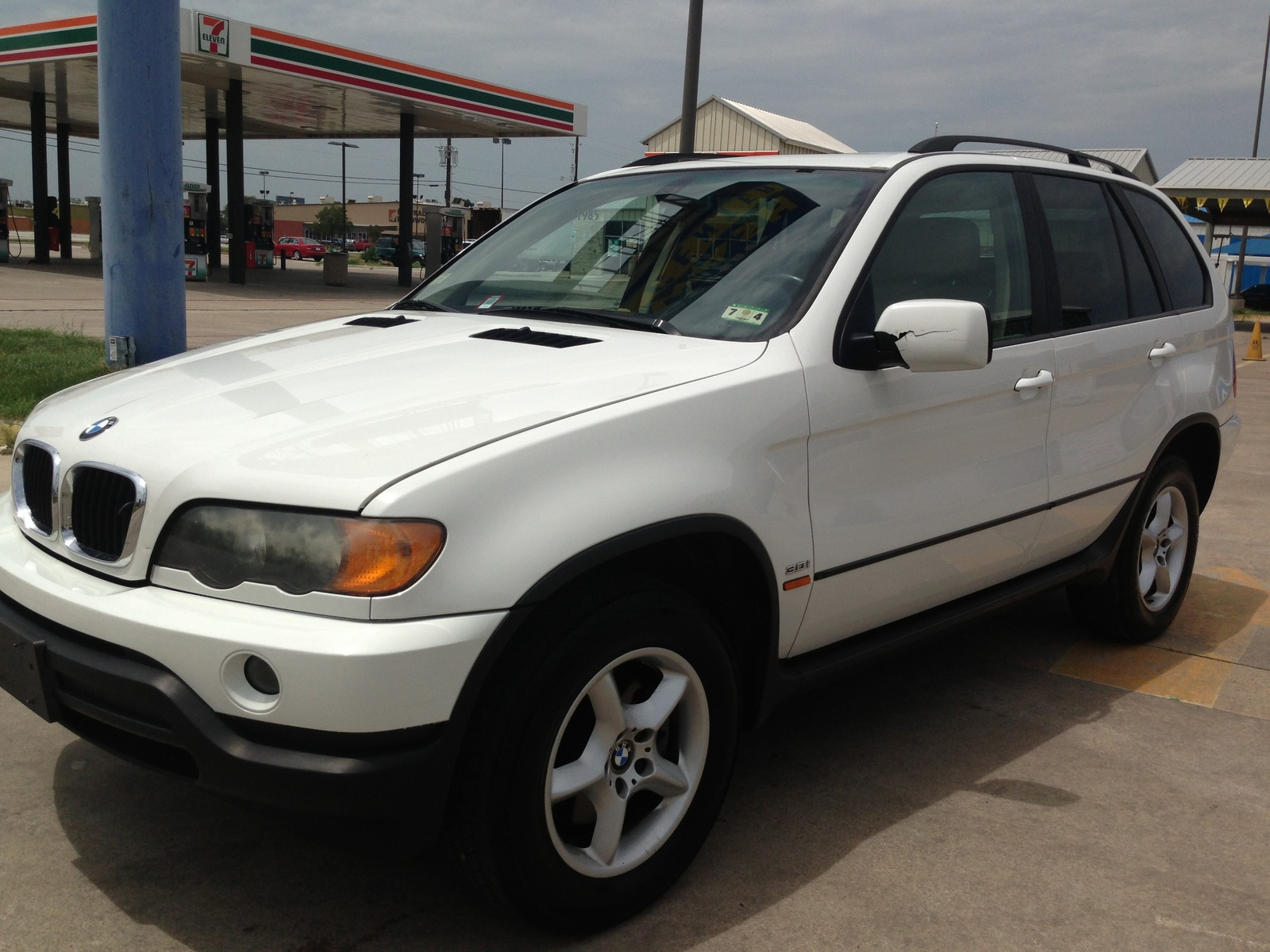 2003 Bmw X5 - Pictures