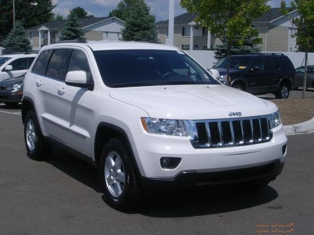 2012 jeep grand cherokee laredo 4wd picture exterior. Cars Review. Best American Auto & Cars Review