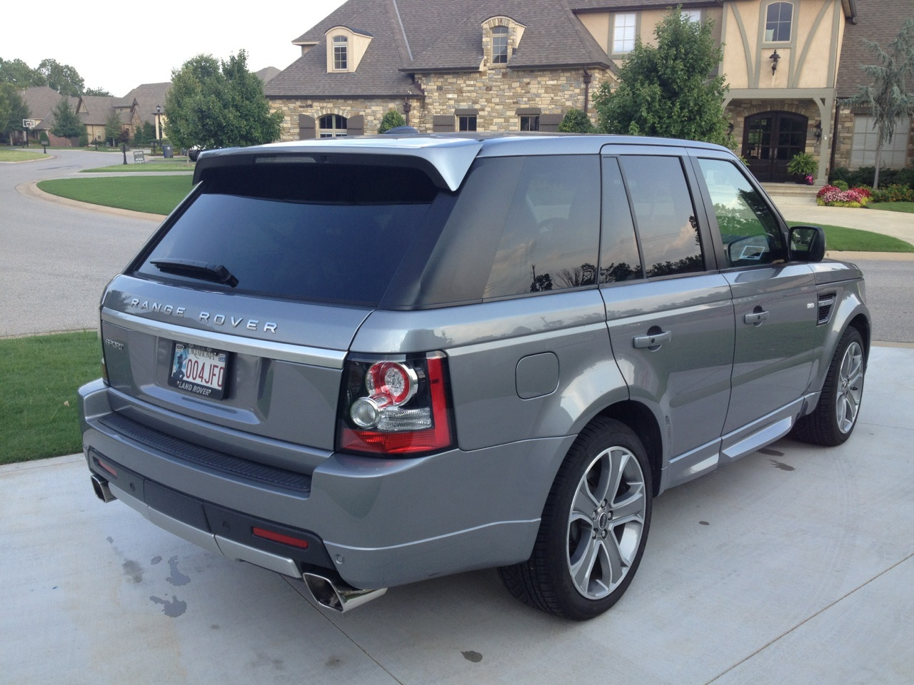 2012 land rover range rover sport pictures cargurus. Black Bedroom Furniture Sets. Home Design Ideas