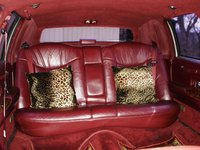 Picture of 1996 Lincoln Town Car Executive, interior