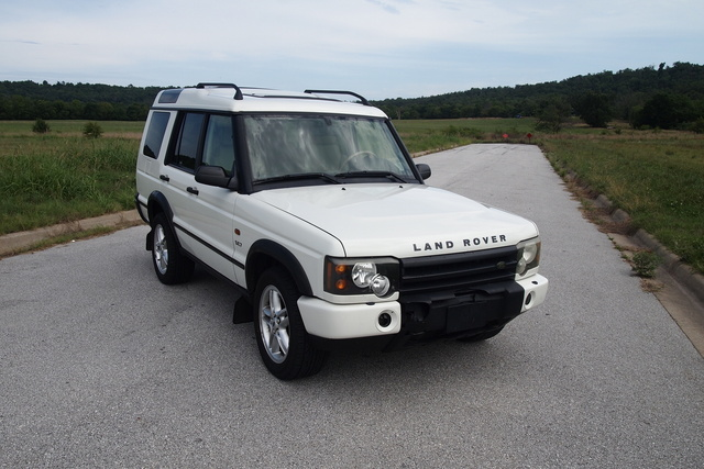 2003 Land Rover Discovery - Pictures