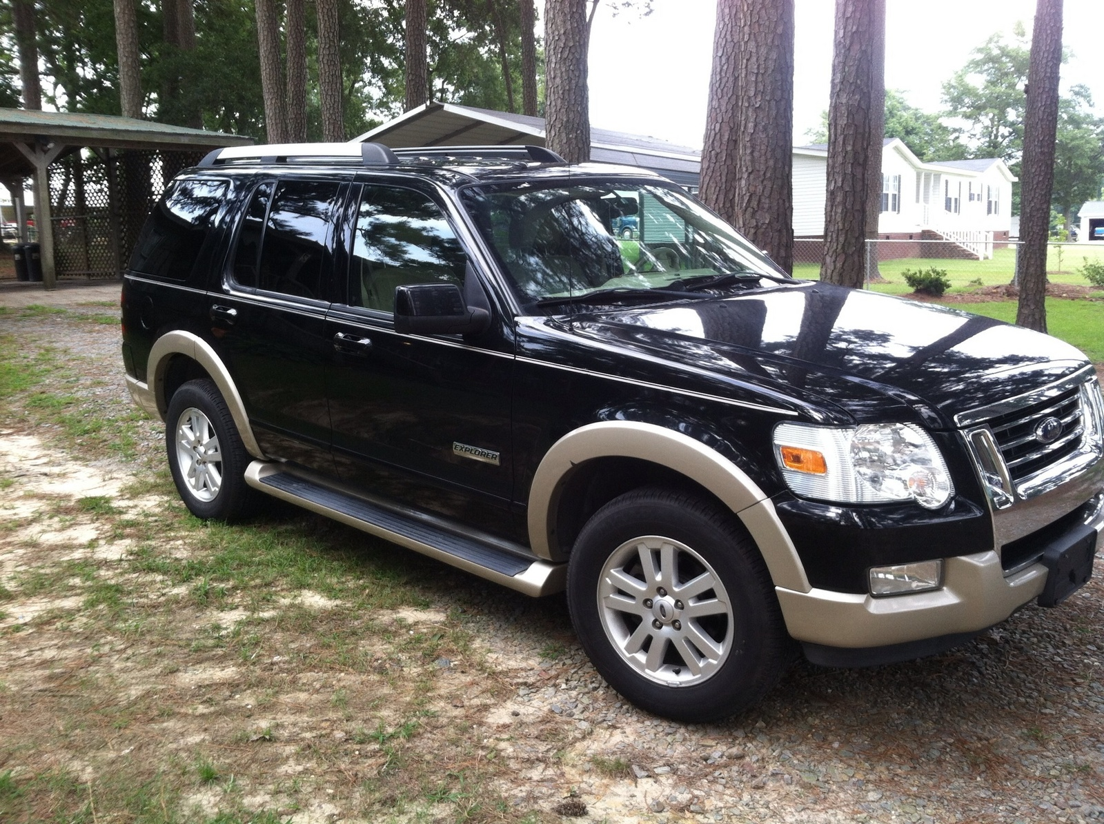 Eddie Bauer Package Ford Explorer