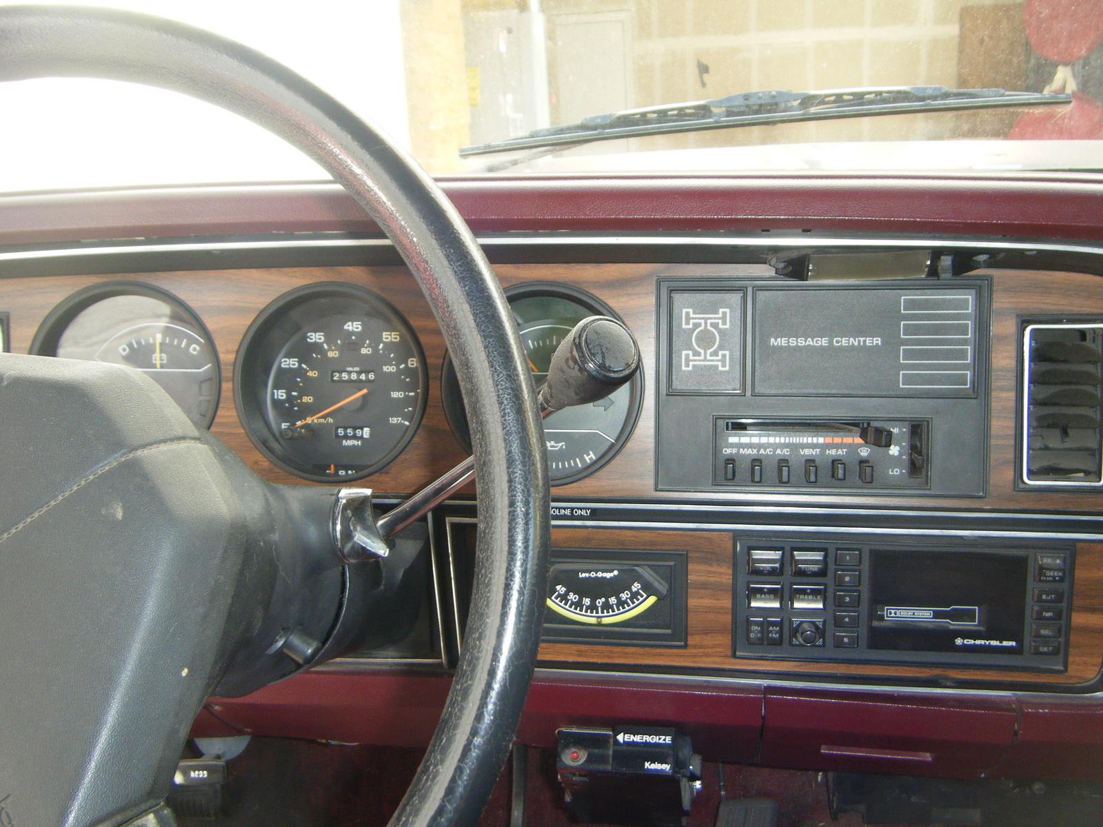 83 Dodge Rampage Sport Autos Post