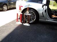 2005 Chevrolet Corvette Coupe, 2013 NSCC  auto show, exterior